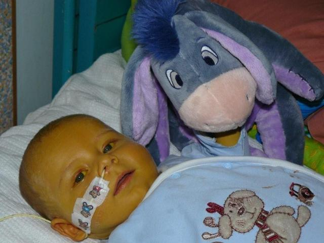 As a baby, Hamish became the youngest New Zealander to receive a  liver transplant.