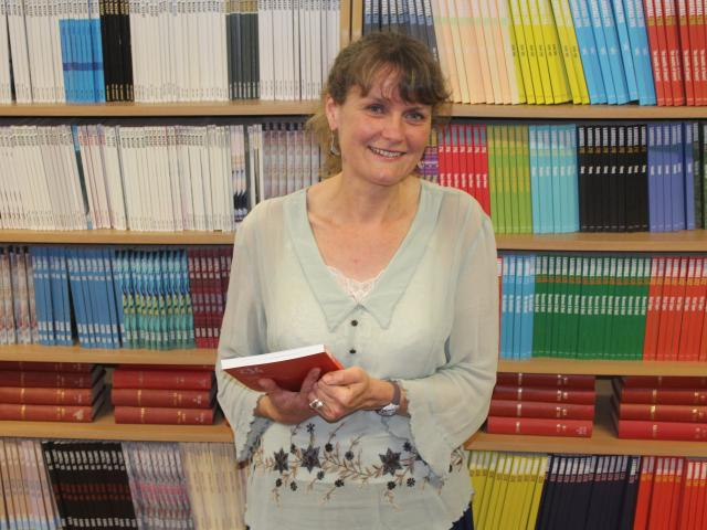 New editor Emma Neale is enjoying getting her teeth into the editorship of long-standing journal...