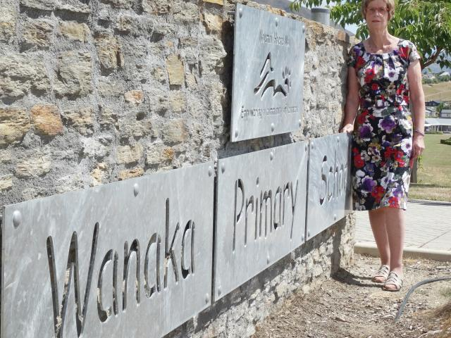 Long-time Wanaka Primary School associate principal Kit South ponders retirement after a farewell...