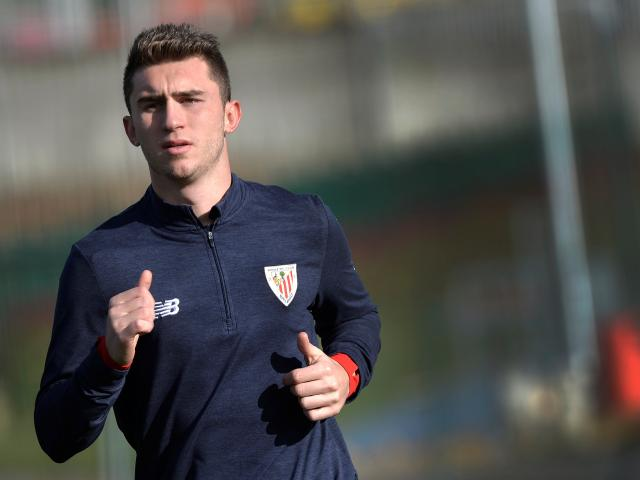 Aymeric Laporte. Photo Reuters