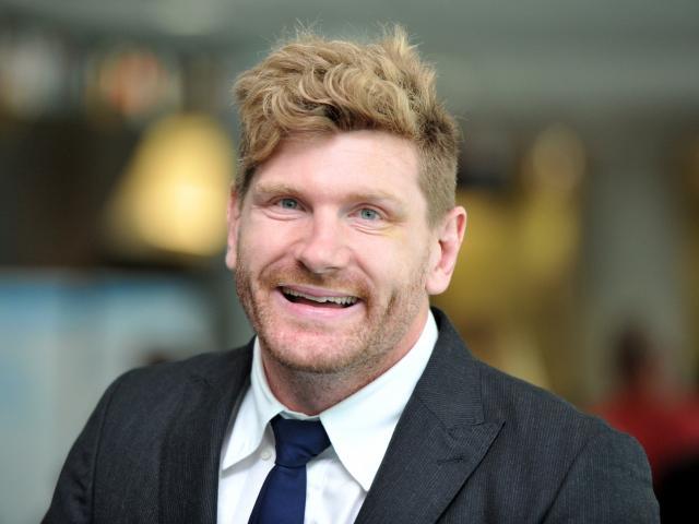 Adam Thomson.