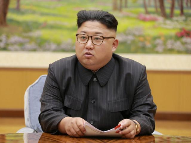 North Korean leader Kim Jong Un. Photo: Reuters