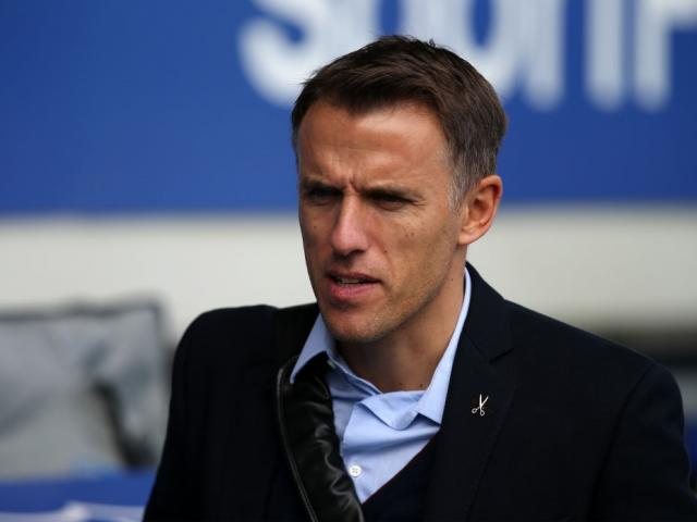 Phil Neville. Photo: Getty Images