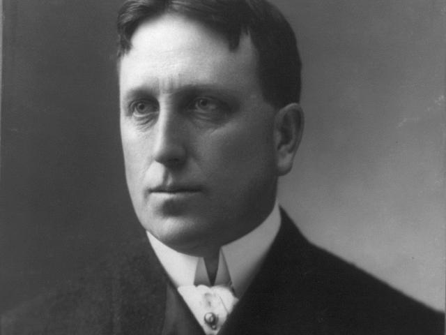 William Randolph Hearst.