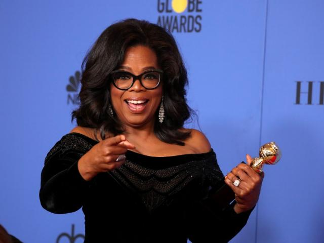 Oprah Winfrey. Photo Reuters