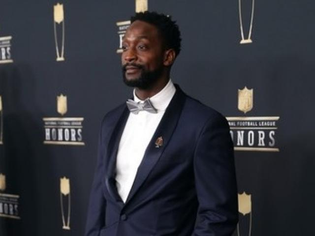 Charles Tillman during red carpet arrivals for the NFL Honors show. Photo: Brace Hemmelgarn-USA TODAY Sports via Reuters