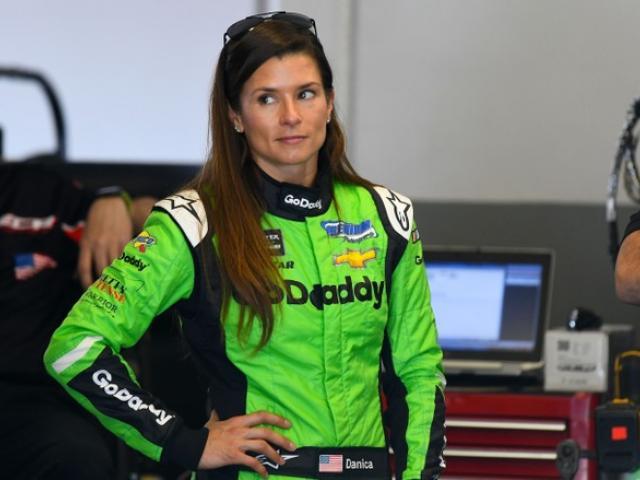Danica Patrick. Photo: Mike DiNovo-USA TODAY Sports