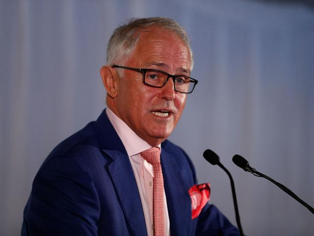 Malcolm Turnbull. Photo Getty