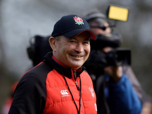 Eddie Jones. Photo: Reuters