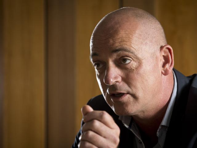 Fonterra chief executive Theo Spierings. Photo: NZ Herald