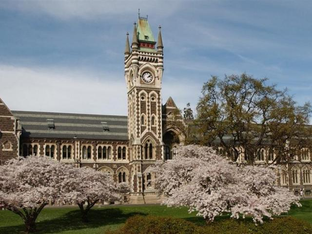 Otago University is investigating a boozy camp for law students allegedly featuring nudity and...