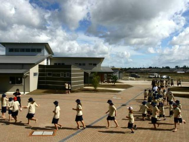 Parents will protest on Friday against bullying at Reremoana School, pictured when the school...