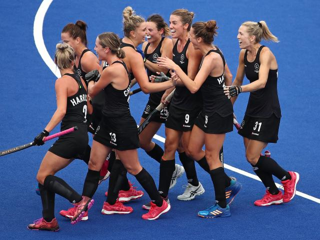 The Black Sticks will look to emulate their Comm Games success against Australia in the Tri...