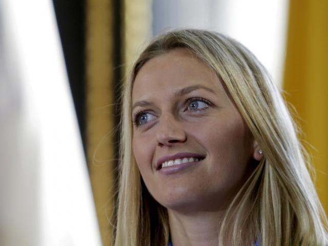 Petra Kvitova. Photo: Reuters