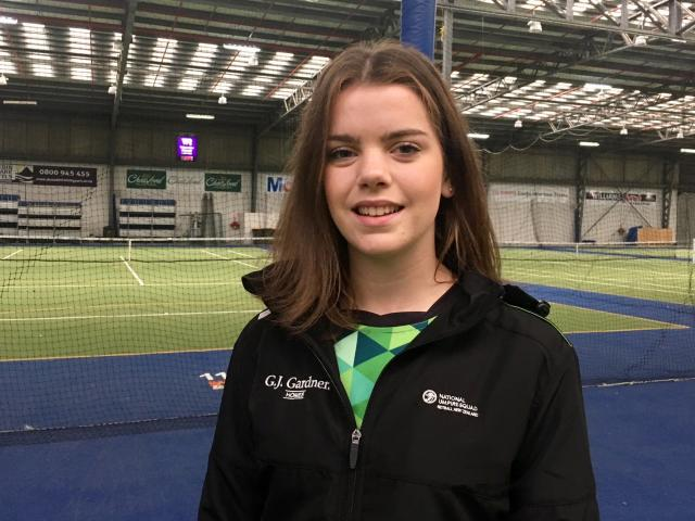 At 21, Gracey Farquaharson is the youngest member of the Netball New Zealand national umpire...