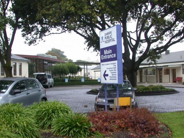 Oamaru Hospital.