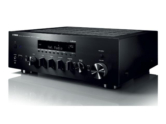 The new Yamaha RN803D amplifier combines the best of traditional and modern.