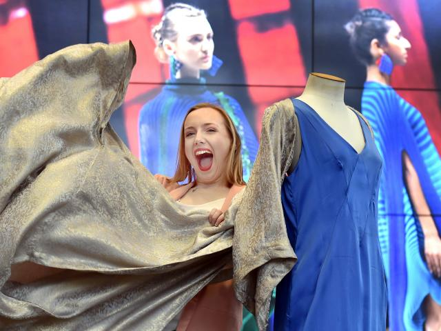 Otago Polytechnic fashion student Emma Corbett (19) is heading to China next semester on a Prime...