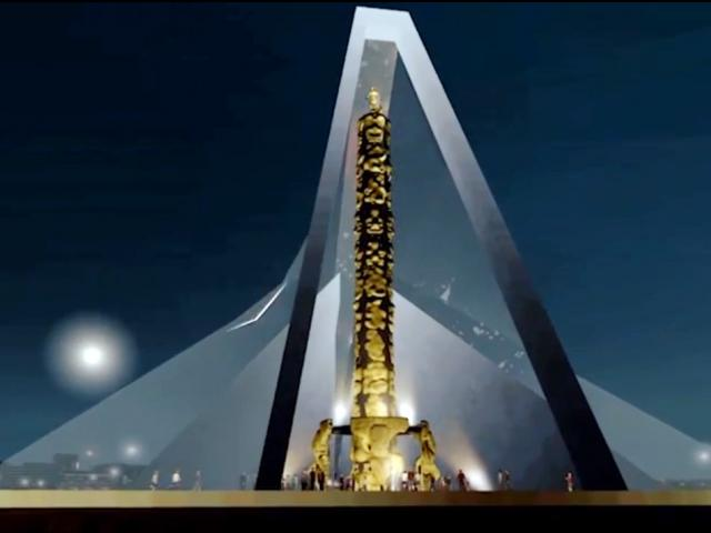 Animations Research Ltd came up with the idea and shares its two-year-old concept of a 40-metre...