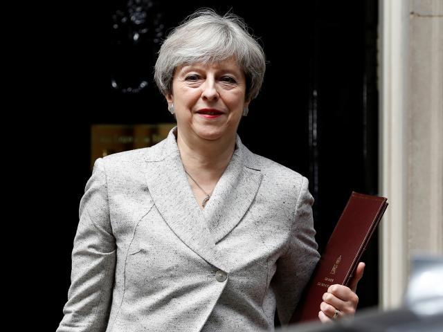 British man plotted to kill May