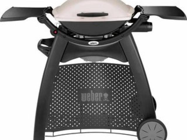 Weber Q 2000 BBQ LPG
