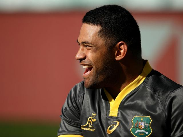 Prop Scott Sio returns to the Wallabies' starting XV. Photo: Getty