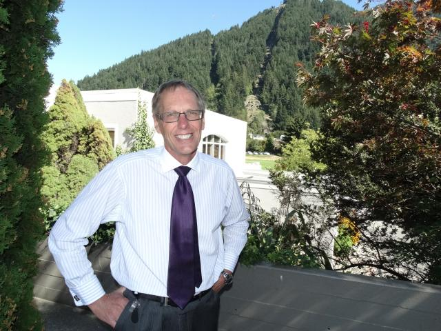Queenstown Lakes District Council chief executive Mike Theelen. Photo: Paul Taylor