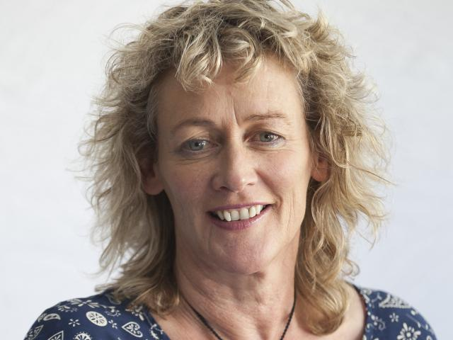 Louise van der Voort.