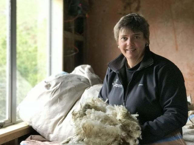 Rural Women New Zealand president Fiona Gower. Photo: Supplied.