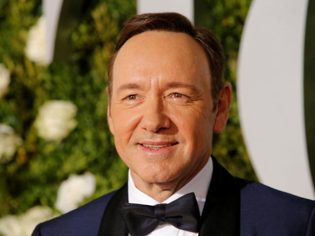 Kevin Spacey is a two-time Oscar winner. Photo: Reuters