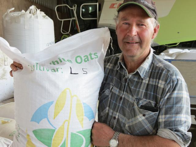 East Chatton oat grower and Oat Industry Group chairman Graeme Gardyne, said the group had been...