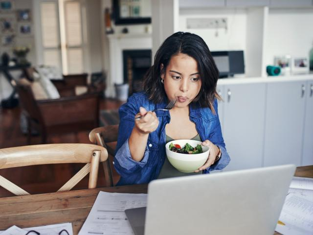 Eating the right foods can help with studying for an exam. Photo: Getty Images