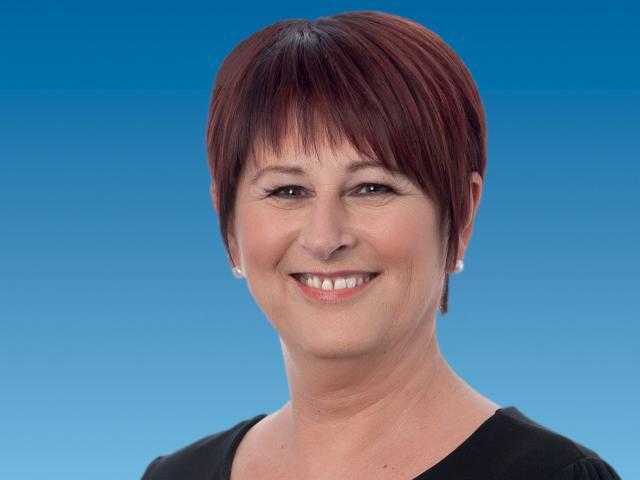 West-Coast-based National list MP Maureen Pugh. Photo: Supplied