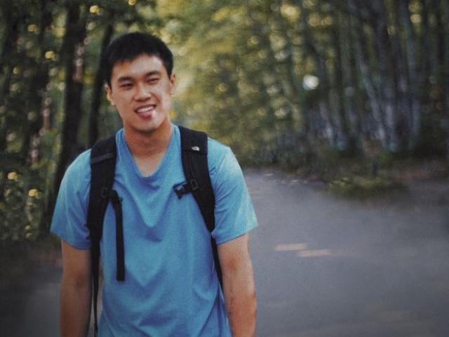 Felix Chee Lai died in Dunedin Hospital following the crash near Kingston. Photo: Ryan Fong/GoFundMe