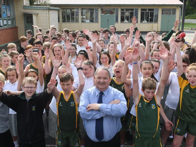 East Otago High School principal and former draper Lennox Sharp will retire in early December. ...