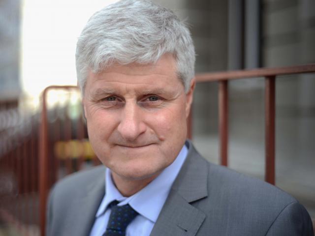 Professor Peter Crampton.