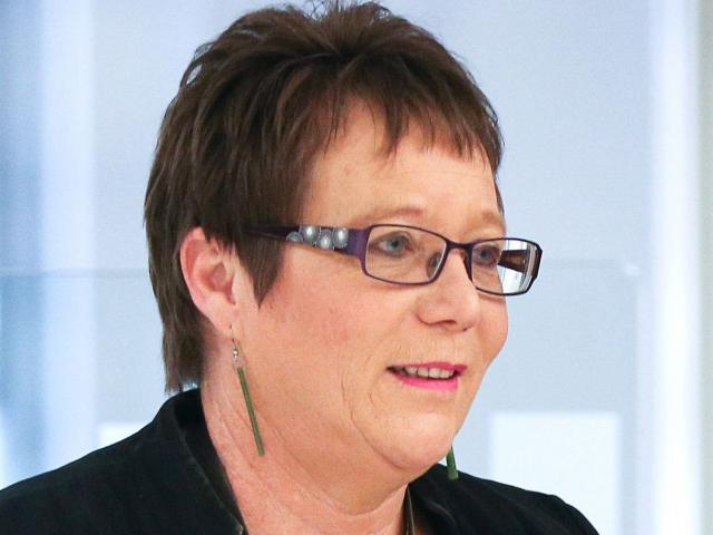 Tracey Martin.