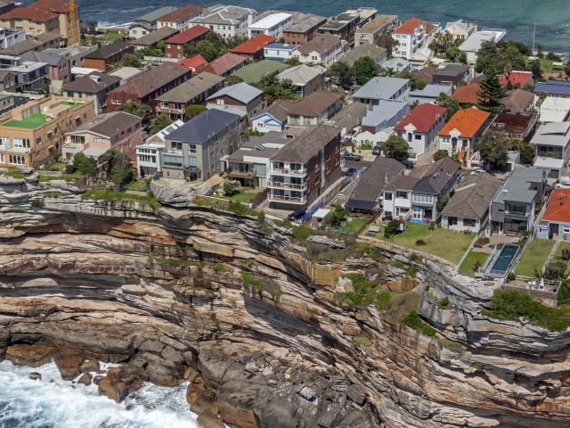 Sydney's house prices rose nearly 70% between 2012 and late 2017 but since then have declined by...