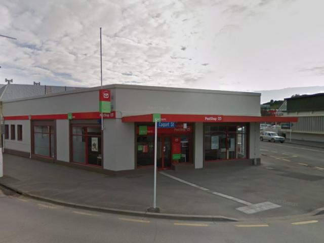 The Oamaru Kiwibank and Post Shop on Severn St. Photo: Google Maps