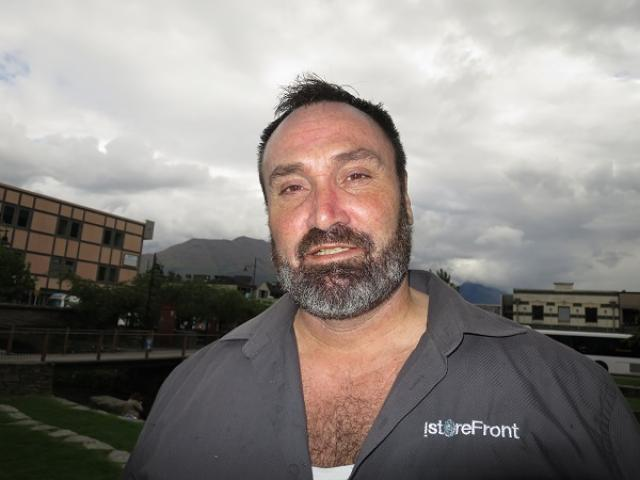 Bouncer Jonathan Dixon. Photo: File