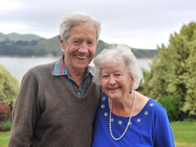 Otago Peninsula farmers George and Shirley Murray have celebrated their 60th wedding anniversary....