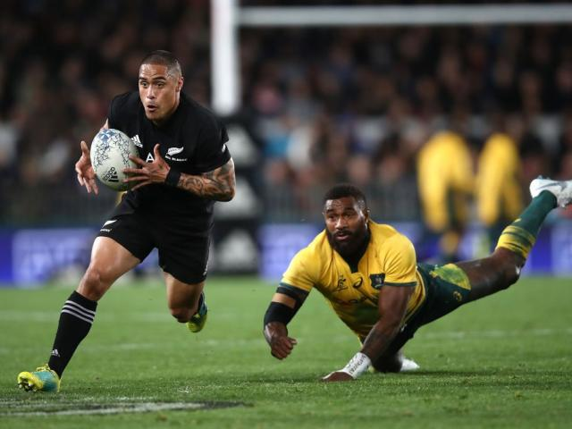 Aaron Smith will surpass Justin Marshall's record for the most All Black halfback caps this...
