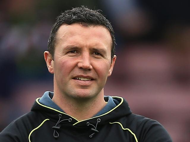 Aaron Mauger. Photo: Getty