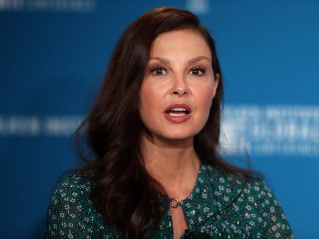 Actress Ashley Judd. Photo: Reuters