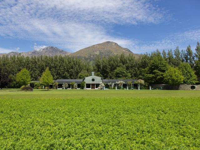 The 14.6-hectare property, bordering 600 metres of the Ladies Mile highway, is for sale by...