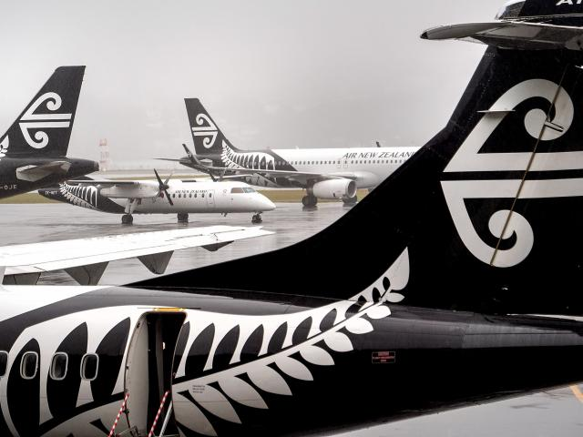 Air New Zealand saw a 3.4% increase in domestic numbers to 5.75 million for its half year to...