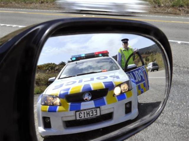 The speed limit crackdown starts today.