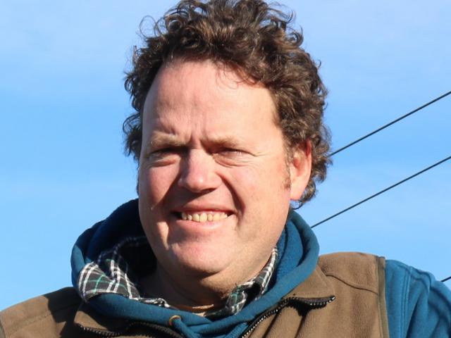 James Dicey