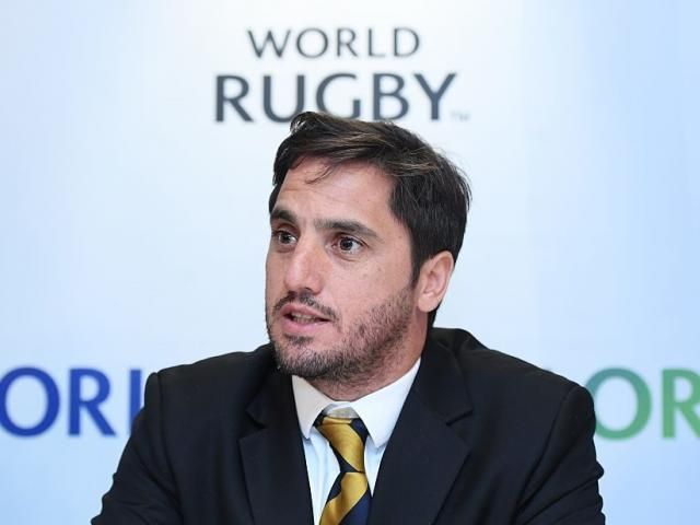 Agustin Pichot. Photo: Getty Images