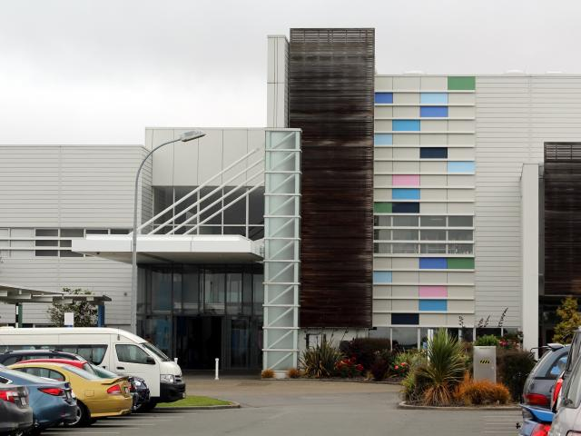 Southland Hospital in Invercargill. PHOTO: ODT FILES